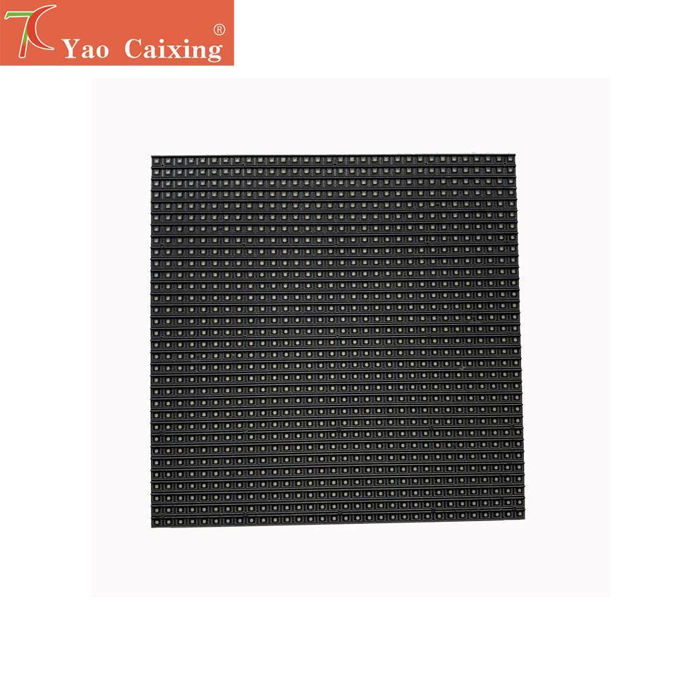 Yao Caixing Smallest Size 160x160mm P5 Indoor 32x32 Pixels Panel SMD2121 Led Matrix Module