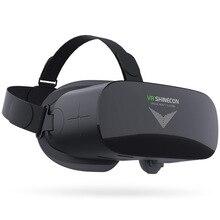 Ture виртуальные очки 2G + 16G VR все в одном AR очки с экраном HD 2K 3D 2560x1440 Игры bluetooth Wifi OTG