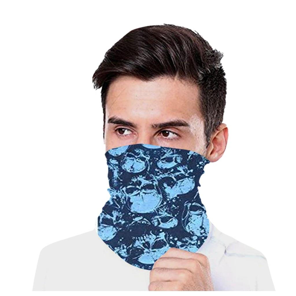 3d Thermal Windproof Protection Uv Bandana Cycling Magic Scarf Hiking Neck Warmer Anonymous face sheild Head Headband Headwear(China)
