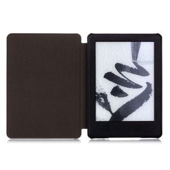 """OOTDTY ultrafino E-book funda magnética de cuero PU Flip soporte cubierta protectora para Amazon todo nuevo Kindle 10 generación 2019 6"""""""
