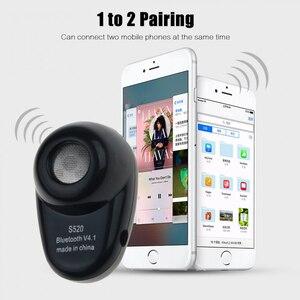 Image 4 - S520 Mini Bluetooth Headset Wireless Earphone with Mic Hand free Talk PK S530 for iphone Huawei Xiaomi
