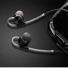 Brand New QKZ DM10 Zinc Alloy HiFi Earphone In Ear Earphones Sports Headset Phon