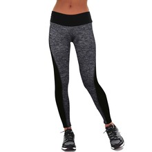 High Stretched Yoga Sport Leggings Women Slim Elasticity Workout Fitness Lady Pants Casual Gym Running  Female Trousers #LR2