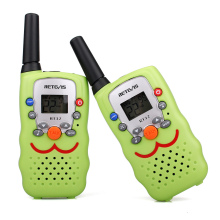 1 Pair Retevis RT32 Mini Walkie Talkie Kids Radio Handy 2 Way Radio PMR446 PMR FRS Flashlight Birthday Gift Christmas Xmas Gift