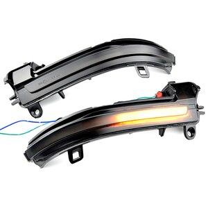 Image 5 - Led Repeater Licht Spiegel Knipperlicht Side Wing Dynamische Richtingaanwijzer Blinker Voor Bmw F20 F21 F22 F30 E84 1 2 3 4 Serie