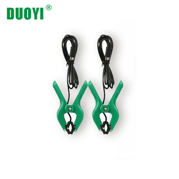 Sensor Clips For DY517 DY517A AUTOOL LM120 Inspection Temperature Refrigeration Air Conditioner Manifold Clipping Clips sensor clips for dy517 dy517a autool lm120 inspection temperature refrigeration air conditioner manifold clipping clips