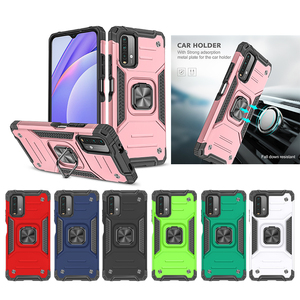 Image 5 - Drop resistance Military Rugged Case For Xiaomi Redmi 9T Armor Fall resistant impact Shock proof Shield Cover For Redmi 9 Power