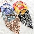 2021 новые женские туфли с эластичными лентами головной убор повязка на голову дикий Косынка повязка на голову для девочек; Мини-юбка для женщ...