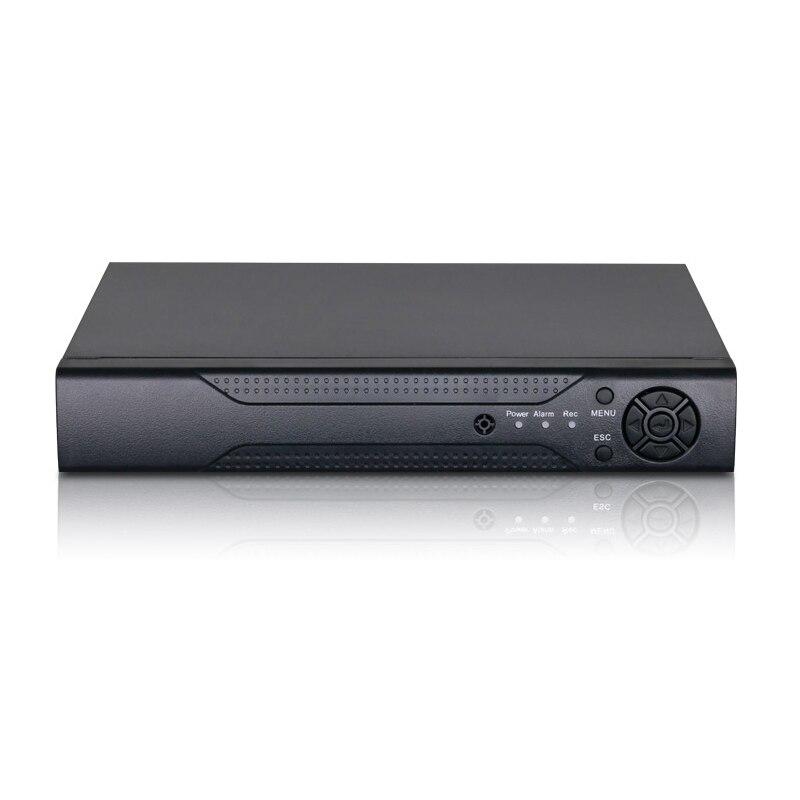 Hause DVR Recorder 1080P Hybird CCTV Recorder 4CH DVR Für AHD/Analog Kameras P2P Unterstützung handy ansicht