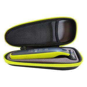 Image 1 - ใหม่ EVA Protective Travel กระเป๋าสำหรับ Philips Norelco OneBlade Trimmer เครื่องโกนหนวด QP2530/QP2520 และอุปกรณ์เสริม