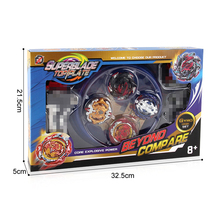 Beyblades Burst Toys Arena Toupie  Bayblades Metal Fusion launcher God Golden suit Spinning Top Toy set