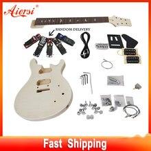 Aiersi Незаконченные diy custom 24 se prs электрическая гитара
