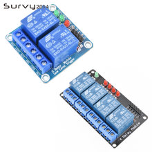 DC 24V relay module with optocoupler Relay Output relay module for arduino In stock diy electronics(China)