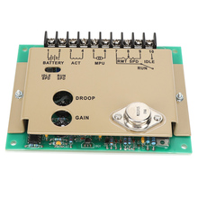 Governor Speed Control Board 4913988 Controller Generator Set Accessories DC24V Generator Accessories цена 2017