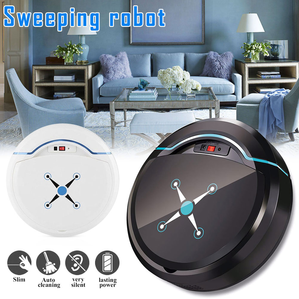 Household Sweeping Robot Ultra-Thin Vacuum Sweeping And Mopping Intelligent Smart Sweeping Robot PUO88