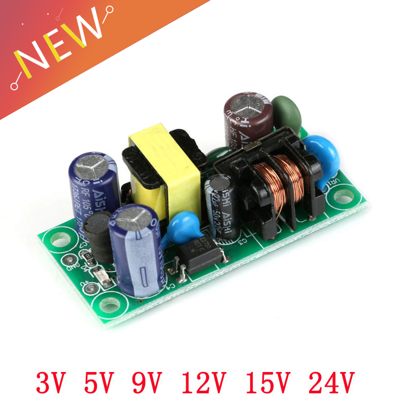 AC-DC Isolated Switch Power Supply Module Buck Converter Step Down Module <font><b>220V</b></font> turn 3V 5V 9V 12V <font><b>15V</b></font> 24V image