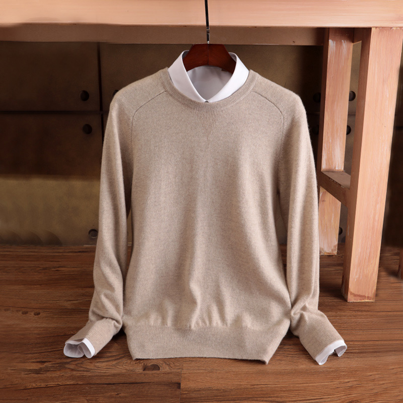Shepherd legend fashion  Men's Sweaters Male Knitwear sweater warm  Round Collar clothing cotton casual wool pullovers