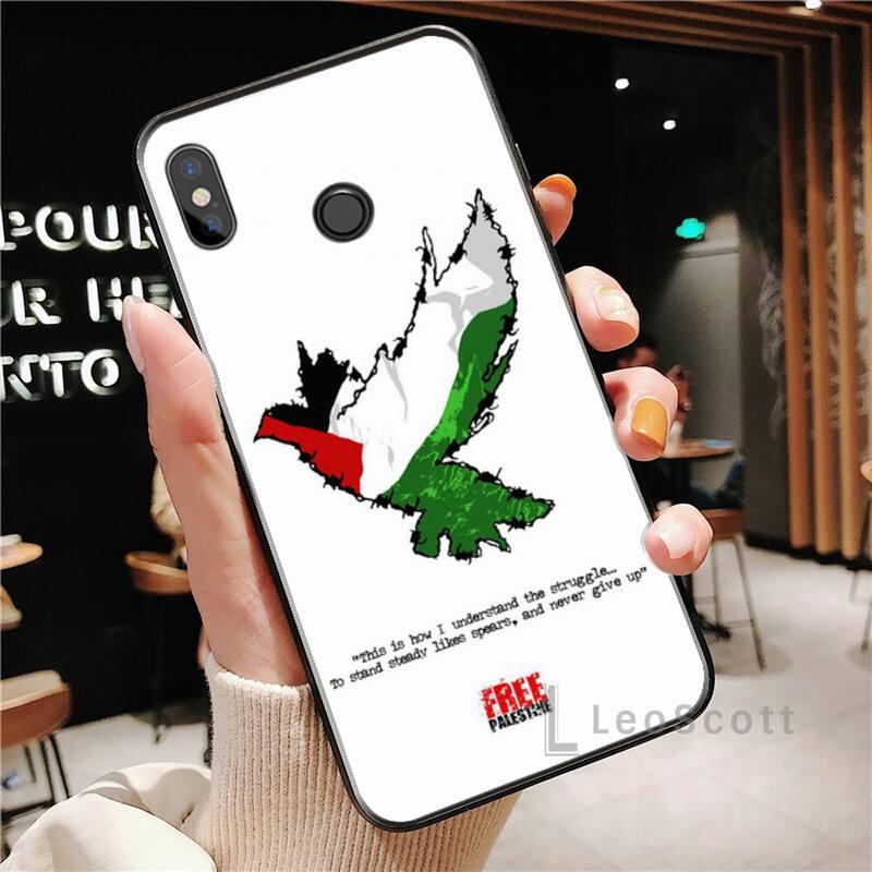 Западная Сахара флаг телефон чехол для Xiaomi Redmi note 4 4X 8T 9 9s 10 K20 K30 cc9 9t pro lite max