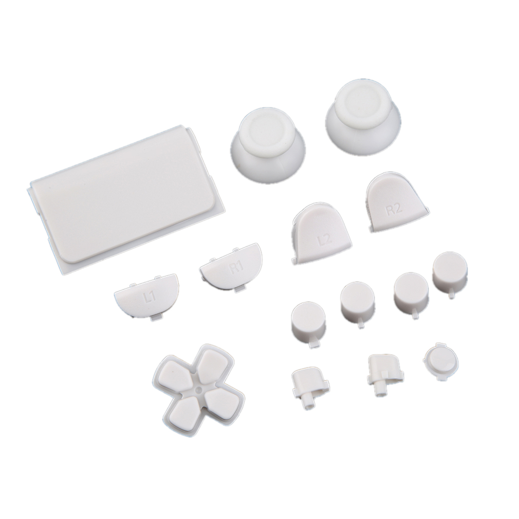 Professional Gamepad Controller Buttons Durable Replacement Buttons For Sony For PS4 Video Game Console Accessories