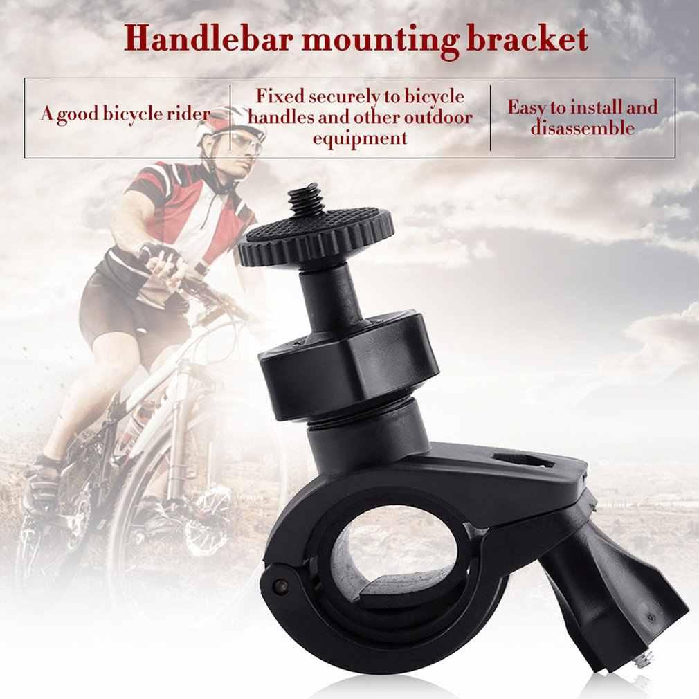 Sepeda Gunung Pemegang Untuk GOPRO HERO 4/3 +/3/2/1 Kamera Sekrup Stang Klip Gunung Sepeda klip Bracket