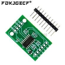 Capteur de pression de pesage à double canal, Module A/D de précision 24 bits, HX711