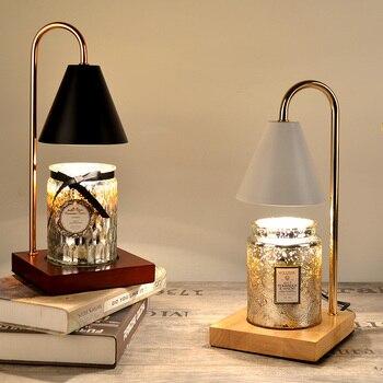 Quemador De Incienso con diseño De loto, lámpara con Aroma, Quemador De aceite esencial, portavelas, Quemador eléctrico De Incienso, decoración gótica BA60XXL