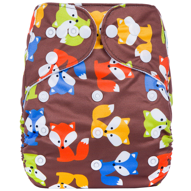 Cloth Diapers Organic Baby Cotton Nappies Stock Price Reusable China Baby Cloth Diapers G10
