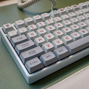 Image 4 - XDA Profile Mario Keycaps DYE Sublimation PBT 2.25U 2U 1.75U Key cap For Mechanical Keyboard GH60 GK61 GK64 87 96 104 108