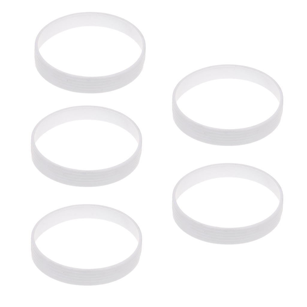 5 Piece Golf Professional Putting Green Hole Cup Ring Golf Field Accessories