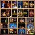 Klassische Bier Chivas regal Metall Zinn Zeichen Vintage Getränke Whisky Dekorative Poster Wand Aufkleber Pub Bar Club Home Decor YI-190