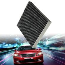 2Pcs 87139-50060 87139-YZZ08 Car Air Conditioning Carbon Fiber Cabin Filter For Toyota Camry RAV4 Matrix Avalon Sienna