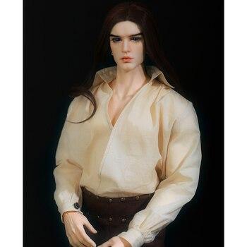 Doll BJD Chandra Fullset Option 1/3 Wild Vintage Long Wig Stylish Male Dreamlover 2