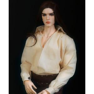 Image 2 - Doll BJD Chandra Fullset Option 1/3 Wild Vintage Long Wig Stylish Male Dreamlover