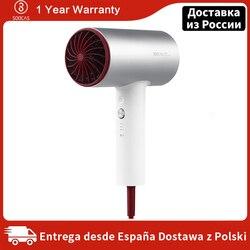 Novo original soocas cabelo anion h3 ferramentas de cabelo de secagem rápida 1800 w para xiaomi casa inteligente kits mi design secador para xiaomi mi jia