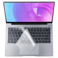 Laptop-Keyboard-Cover Skin Honor Magicbook Clear for Huawei D-14-d/15/13-x-pro/..