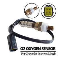96418965 96325533 96291099 ES20037 4 przewodowy czujnik tlenu dla chevrolet aveo daewoo kalos Lacetti Nubira Mazda 1.4 1.6 1.8