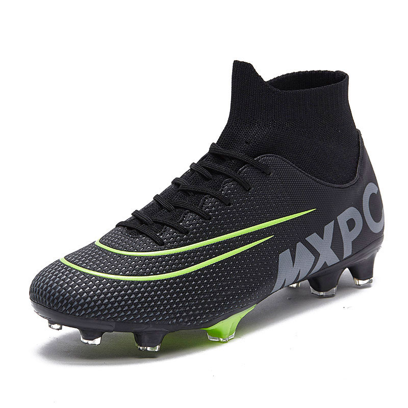 MWY Men High Ankle Football Boots