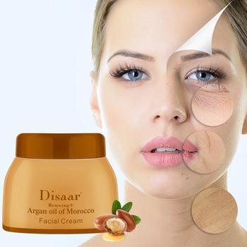 Disaar Morocco Argan Oil 50ml Skin Whitening Care Moisturizing Cream Anti Anti-aging Cream Korean V1F4 2