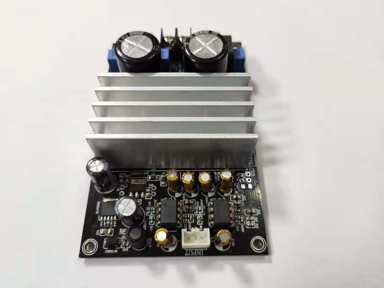Shui yuan áudio tpa3255 2.0 placa amplificador digital DC24-40v forte de alta potência 300w + 300 classe d o placa amplificador digital