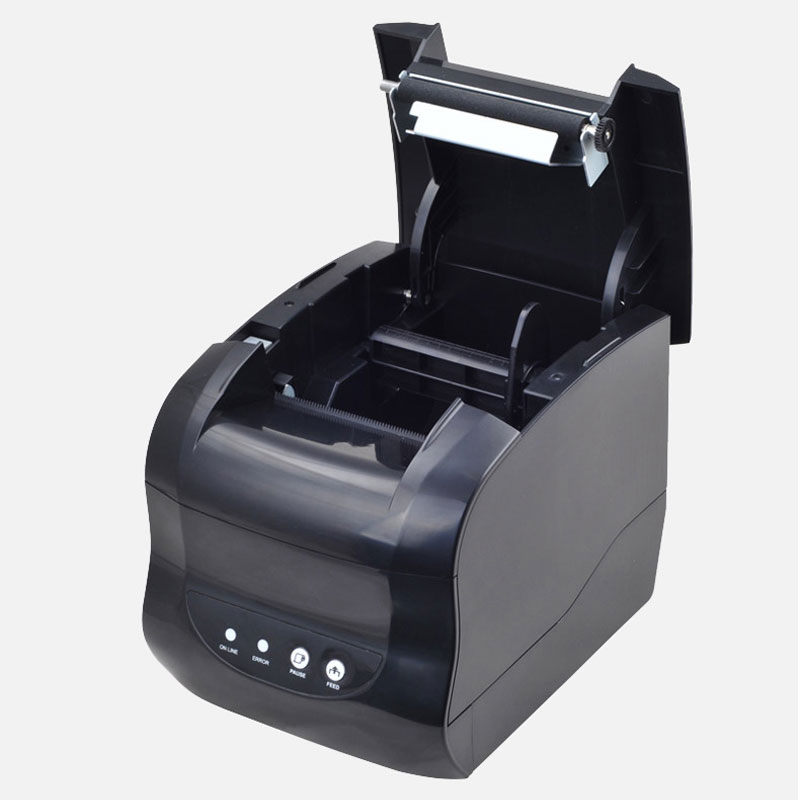 127mm/s USB Port Barcode Label Printer Thermal Barcode Printer Thermal Receipt Printer For 58mm Or 80mm Thermal Paper