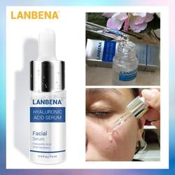 LANBENA Soro Ácido Hialurônico Caracol Essência Creme Facial Hidratante Reparação Branqueamento de Cuidados Da Pele Acne Tratamento AntiAnging Búzios