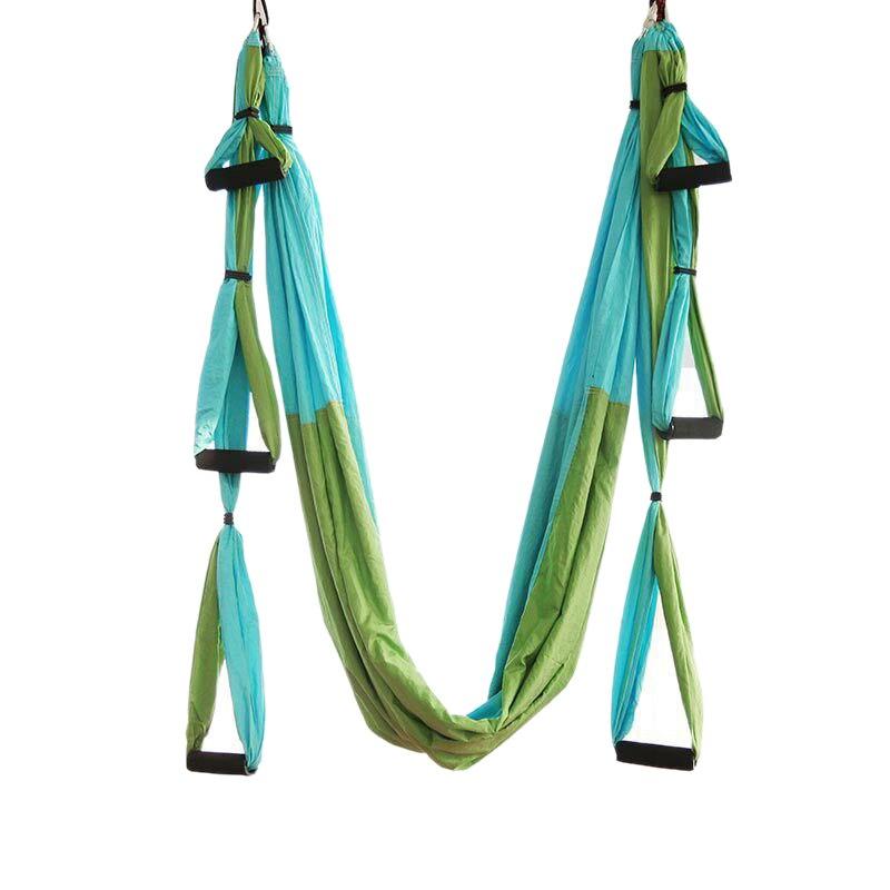 Yoga balanço rede aérea yoga balanço conjunto