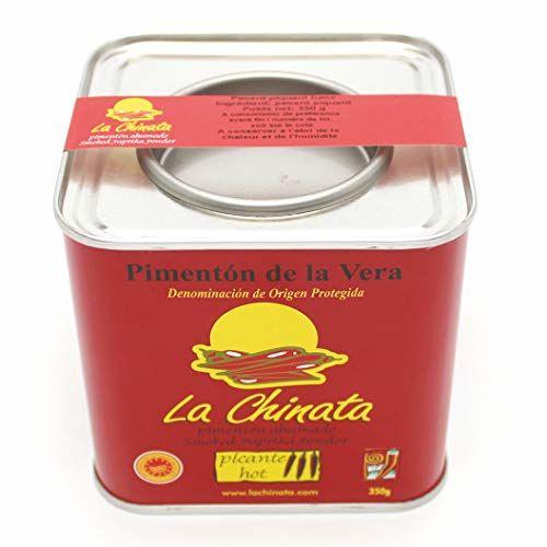 Smoked Paprika Powder (hot) 70g D.O.P. La Chinata - Pimenton THE VERY BEST