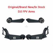 Original Arms for DJI FPV Drone Right / Left Front Back Rear Arms for DJI FPV Drone Arm Replacement Repair Service Spare Parts