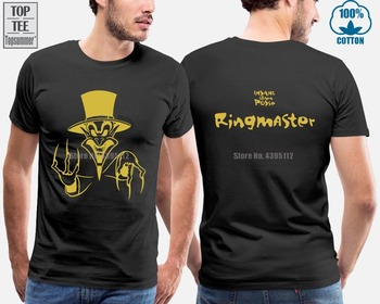 Icp Insane Clown Posse Ringmaster Adult T-Shirt Music Hip Hop Duo Joseph Bruce image