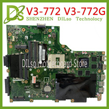 KEFU V3-772G motherboard FOR ACER aspire V3-772 V3-772G E1-772G laptop