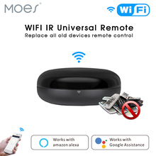 Smart Home for IR Remote Control Infrared Universal Smart Life Tuya APP Control TV DVD AUD Works with Alexa Google Home on sale 30 smart bio ethanol fireplace with remote control for modern home decoration style