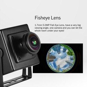 Image 3 - Fisheye Mini caméra IP WIFI 3 mp/1080P