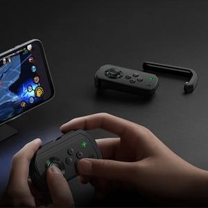 Image 4 - מקורי Xiaomi שחור כריש Gamepad 3 שמאל להוסיף מחזיק & להאריך משחק בקר Gamepad ג ויסטיק עבור iPhone עבור שחור כריש 2 3 פרו