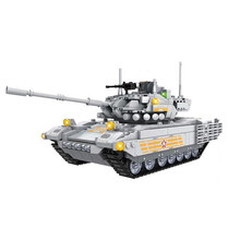 2019 World War 2 WW2 Soldiers Armored Vehicle T-14 Main Battle Tank Military SWAT Army Building Blocks Bricks Educational Toys trumpeter rising soviet t 62 main battle tanks in 1962 00376